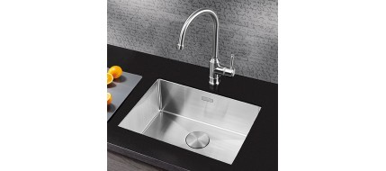 How to distinguish between washbasin faucet and kitchen faucet?